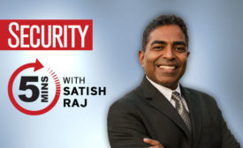 5 minutes with Raj