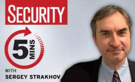 5 mins with Strakhov