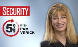 5 mins with Pam Verick
