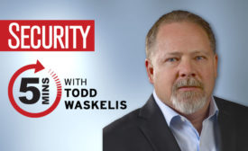 5 minutes with Waskelis