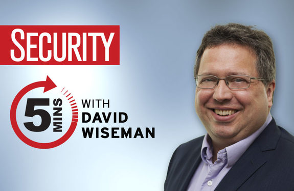 5 minutes with Wiseman