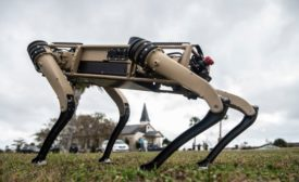Air Force dog-robots