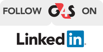 Follow G4S on LinkedIn