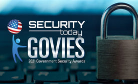 2021 Govies Government Security Award