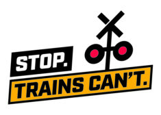 Stop. Trains Cant