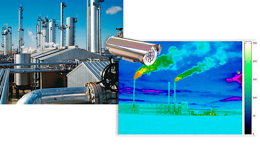 thermal infrared cameras