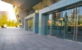 building entrance freepik