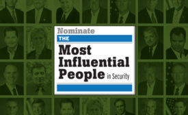 Most Influential People in Security