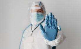 nurse/doctor stop violence freepik