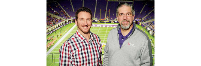 2017 Security Innovation in U.S. Bank Stadium, Where Technology Is King