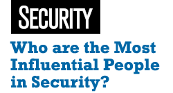 Security Most Influential People