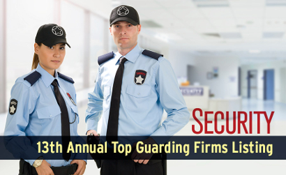 13th Annual Top Guarding Firms Listing