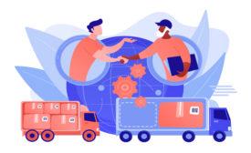 supply chain freepik