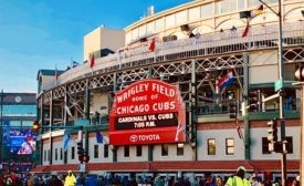 Chicago Cubs Wrigley Field implement touchless screening and weapons detection for 2021 season