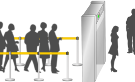 Narita airport installs security technology to limit touchpoints and improve COVID response at security checkpoints