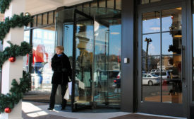 Revolving Door entryways