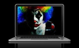 clown computer