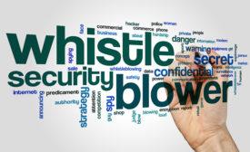 Whistleblower Word Cloud