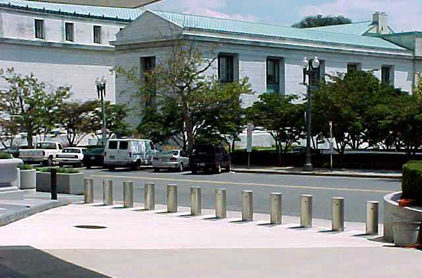 Hazardous Duty - Stopping Truck Bombers at Embassies | 2014-07-22
